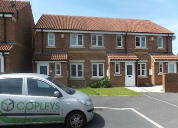 Thumbnail 2 bed town house to rent in Bellflower Close, Whitwood, Castleford