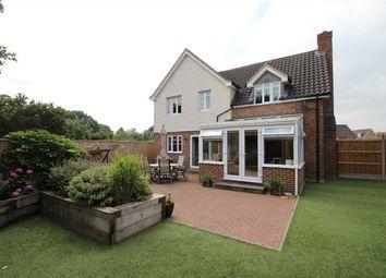 Thumbnail 4 bed detached house for sale in Vincent Drift, Grange Farm, Kesgrave, Ipswich