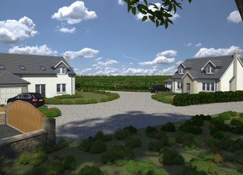 Thumbnail 4 bed link-detached house for sale in Moss Road, Falkirk