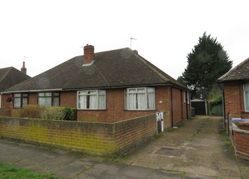Thumbnail 2 bed bungalow to rent in Chesterfield Drive, Ipswich