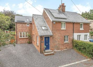 Thumbnail 4 bed semi-detached house to rent in Dummer Road, Axford, Basingstoke