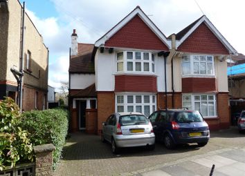 Thumbnail 4 bed semi-detached house for sale in Chase Court Gardens, Enfield