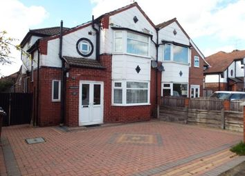 Thumbnail 4 bed property for sale in Windsor Road, Prestwich, Manchester, Greater Manchester