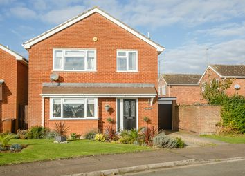 Thumbnail 4 bed detached house for sale in Obelisk Rise, Northampton, Northamptonshire