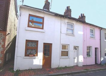 Thumbnail 2 bed end terrace house for sale in Thomas Street, Lewes
