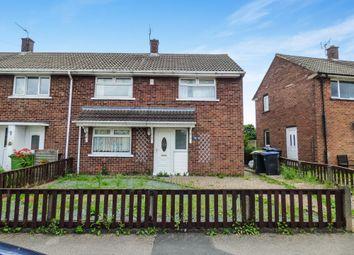 Thumbnail 3 bedroom semi-detached house for sale in Heath Road, Spennymoor