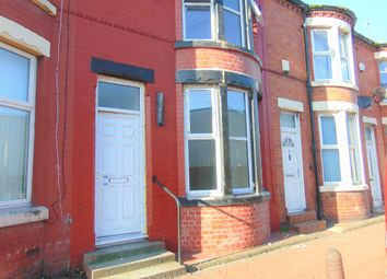 Thumbnail 2 bed terraced house to rent in Birkenhead Road, Seacombe, Wirral, Merseyside