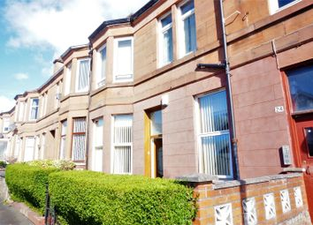 Thumbnail 2 bed flat for sale in Denbrae Street, Glasgow