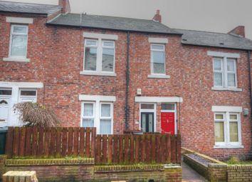 Thumbnail 2 bedroom flat for sale in Denwick Avenue, Lemington, Newcastle Upon Tyne
