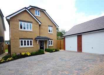 Thumbnail 4 bed detached house for sale in Off Henley Road, Caversham, Reading