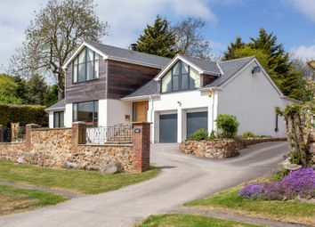 Thumbnail 4 bedroom detached house for sale in Paddock View, Upper Lambourn