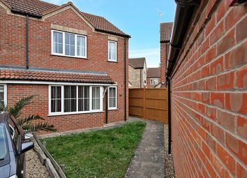 Thumbnail 3 bedroom semi-detached house for sale in Betjeman Close, Spalding, Lincolnshire