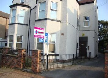 Thumbnail 1 bedroom flat to rent in Egerton Street, Wallasey