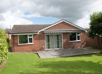 Thumbnail 3 bed bungalow to rent in Dean Close, Burford