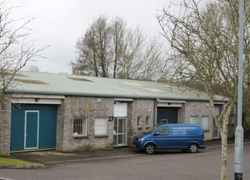 Thumbnail Warehouse for sale in Unit 27, Old Mills Industail Estate, Paulton, Bristol BS39, Bristol,
