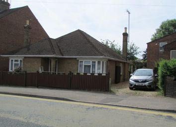 Thumbnail 2 bed detached bungalow for sale in High Street, Peterboroug