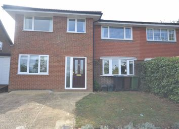 Thumbnail 4 bed property to rent in Ravenscroft, Harpenden