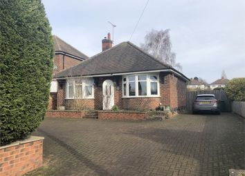 Thumbnail 2 bed detached bungalow for sale in Woodland Road, Stanton, Burton-On-Trent, Derbyshire