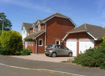 Thumbnail 4 bed detached house for sale in Nicholl Court, Mumbles, Swansea