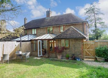 Station Road, Cowfold, Horsham, West Sussex RH13. 3 bed semi-detached house