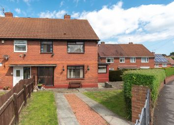 Thumbnail 3 bed semi-detached house for sale in Warkworth Crescent, Seaham, County Durham