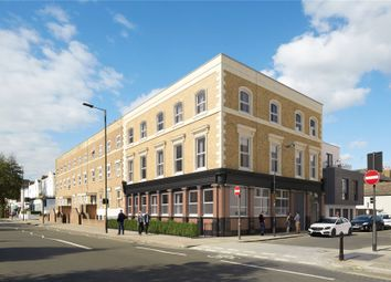Thumbnail 3 bed flat for sale in The Goldleaf Apartments, 122-124 Goldhawk Road, London