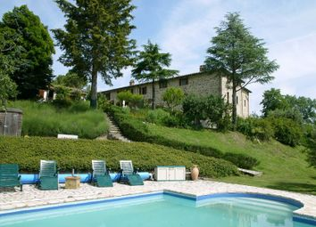 Thumbnail 6 bed farmhouse for sale in Preggio, Umbertide, Perugia, Umbria, Italy