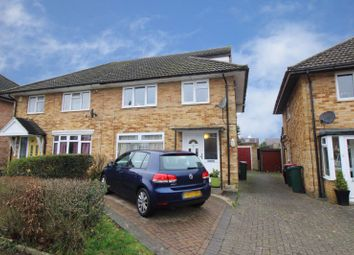 4 bed semi-detached house for sale in Burns Road, Crawley RH10