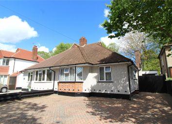 Thumbnail 2 bed semi-detached bungalow for sale in The Holt, Wallington