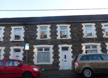 Thumbnail 5 bed terraced house for sale in Queen Street, Treforest, Pontypridd