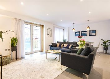 Thumbnail 2 bed flat for sale in Upper Place, 85 Upper Clapton Road, London
