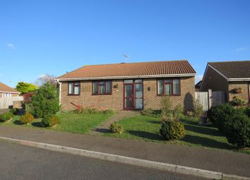 Thumbnail 3 bed detached bungalow for sale in May Avenue, Seaford