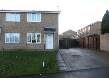 Thumbnail 2 bedroom semi-detached house for sale in Pemberton Road, Newton Aycliffe