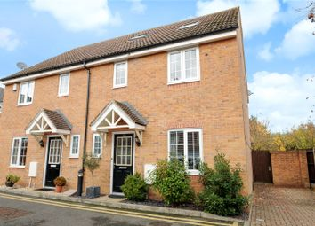 Thumbnail 4 bedroom semi-detached house for sale in Franklins, Maple Cross, Hertfordshire