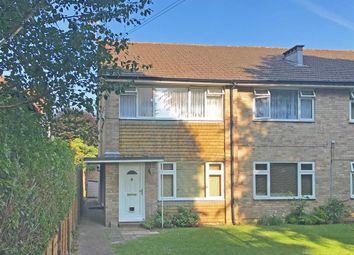 Thumbnail 2 bed flat for sale in Old Manor Road, Rustington, West Sussex