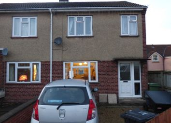 Thumbnail 3 bed semi-detached house to rent in Watermore Close, Frampton Cotterell, Bristol