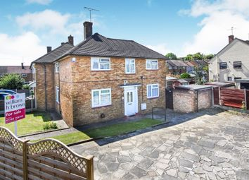 Thumbnail 3 bedroom end terrace house for sale in Taunton Road, Harold Hill, Romford