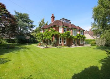 Thumbnail 5 bed detached house for sale in Solent Avenue, Lymington, Hampshire
