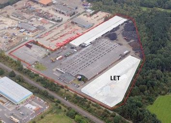Thumbnail Warehouse to let in Rosebay Road, Littleburn Industrial Estate, Langley Moor, Durham