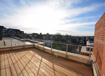 Thumbnail 1 bed flat to rent in Westcliff House, Sea Road, Westgate