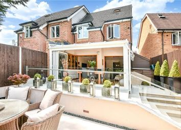 Thumbnail 4 bed semi-detached house for sale in Linden Close, Iver, Bucks