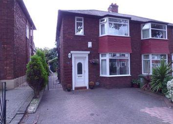 Thumbnail 3 bed semi-detached house for sale in Currock Park Avenue, Carlisle, Cumbria