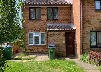 2 bed flat to rent in Woodrush Crescent, Locks Heath, Southampton SO31
