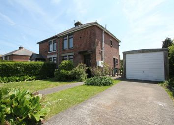 Thumbnail 3 bedroom semi-detached house for sale in Borough Avenue, Barry
