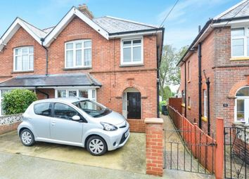 Thumbnail 3 bedroom semi-detached house for sale in Newport, ., Isle Of Wight