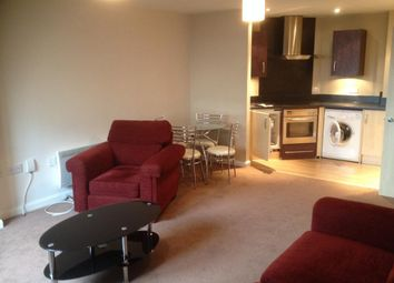 Thumbnail 2 bed flat for sale in Landmark Place, Churchill Way, Cardiff City Centre