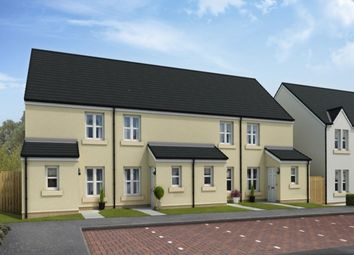 Thumbnail 2 bedroom terraced house for sale in Mains Farm, North Berwick