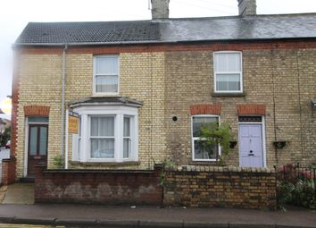 Thumbnail End terrace house for sale in Hitchin Street, Biggleswade