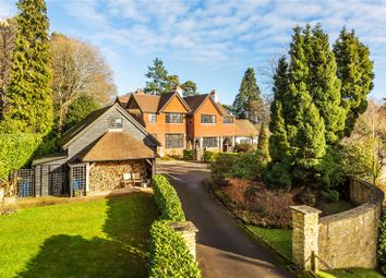 Thumbnail 5 bed semi-detached house for sale in Kemnal Park, Haslemere, Surrey