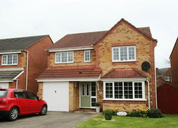Thumbnail 4 bed detached house to rent in Irwell Close, Oakham